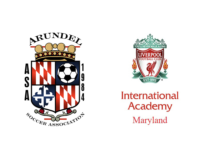Arundel Soccer Association welcomes Liverpool Football Club International Academy Maryland!